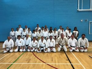 Grading Examinations September 2019 @ Chesham Dojo | England | United Kingdom